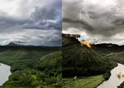 Photo Composite (Before & After)