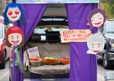 Descendants - Trunk or Treat Design Enclosure
