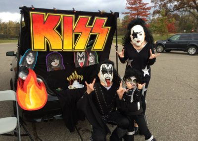 Trunk or Treat - Halloween Decorations 2015