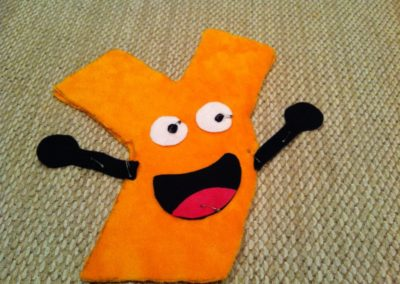 Y homemade Stuffed Animal 1