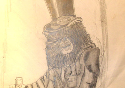 Slash Pencil (Year 1994)