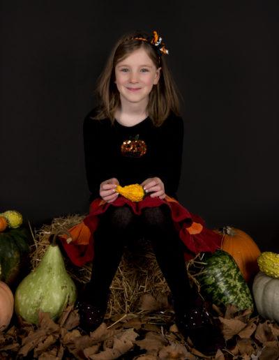 Abby Halloween Photoshoot