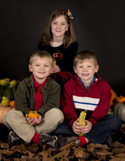 Holmes Family Halloween Photoshoot