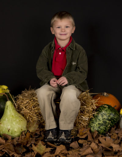 Nathan Halloween Photoshoot