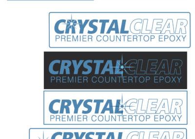 Countertop Epoxy Mockup Logos