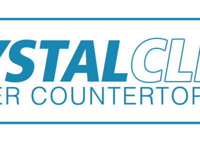 Crystal Clear Countertop Epoxy Logo