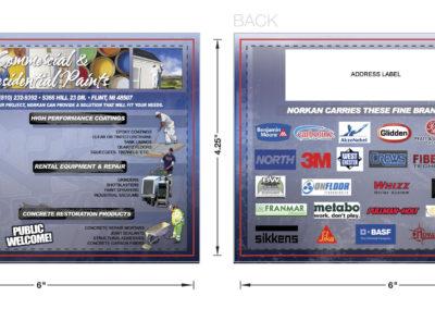 Norkan Customer Outreach Postcard