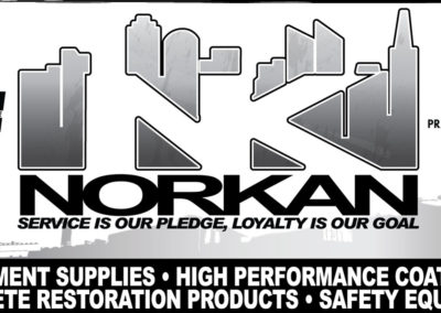 Norkan Inc Storefront Sign