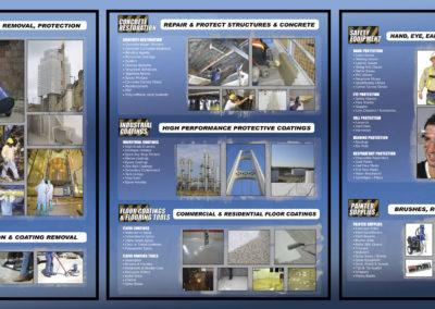 Norkan Trifold Brochure - Inside