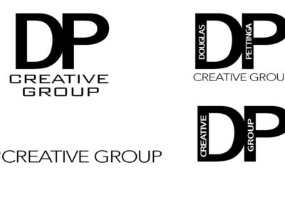 Mockups for DP Creative Group