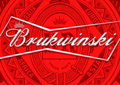 Brukwinski - Budwesier Themed Best Man Gift