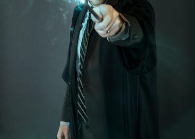 Professor Lupin Costume (2018)